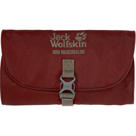 Jack Wolfskin Mini Waschsalon Toilettas, redwood